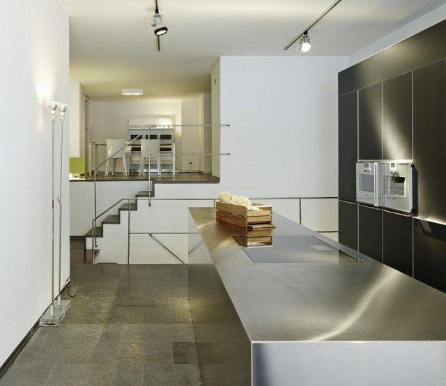 Estudio Vilá y Blanch > Showroom de cocinas Bulthaup. Barcelona (9)