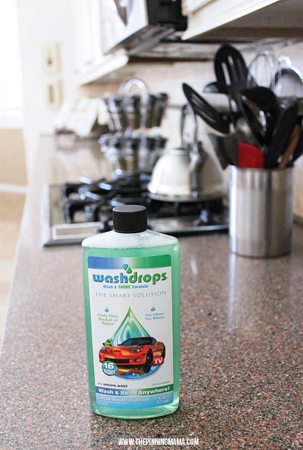 One Easy Trick To Make Your Counter Tops Shine  You Would NEVER Guess! Clean  GraniteGranite ...