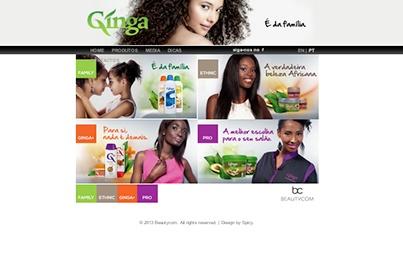 Um site com muita Ginga  >> www.ginga.co/PT/index.html