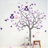 Found it at Wayfair - Love Heart Tree Removable Vinyl Art Wall Decal