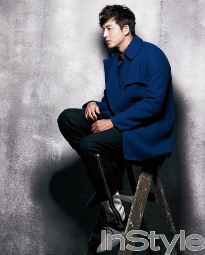Lee Jung Jin | 이정진 | D.O.B 25/5/1978 (Gemini)