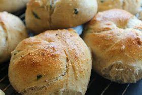 En blog om kager og brød.