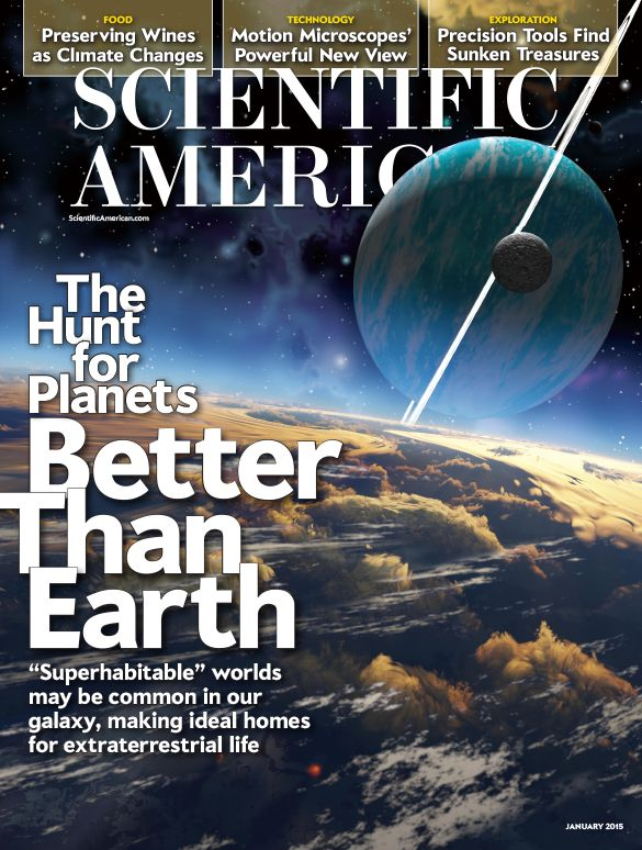 January 2015 issue [Image by Ron Miller]