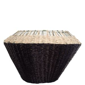Palm basket - Handwoven Available from sourced4you.com.au