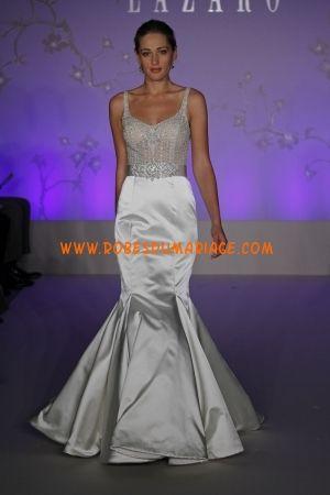 Lazaro Robe de Mariée Style 3052 Robe