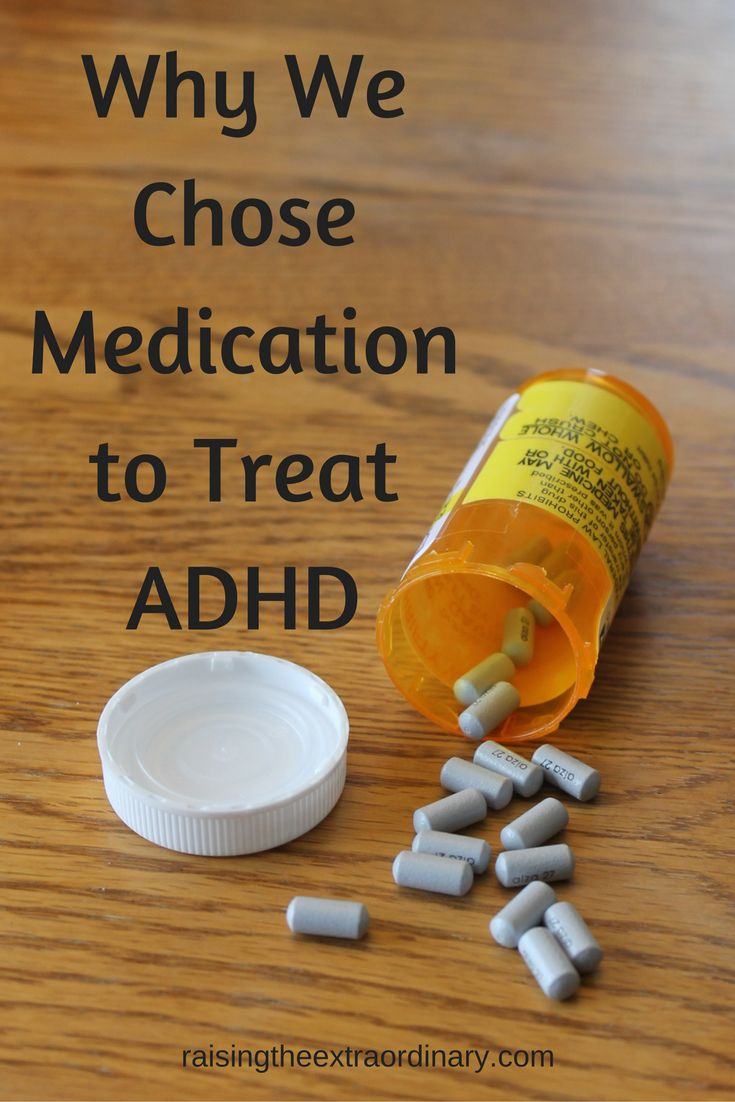 children and medication Learn about the different types of medications for attention deficit hyperactivity disorder (adhd) and their side effects also read about drug interactions and.