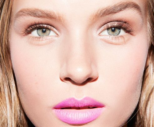 To Do: Try A Bright Pink Lip