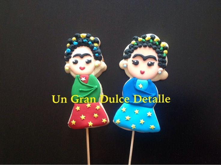 Galletas Frida