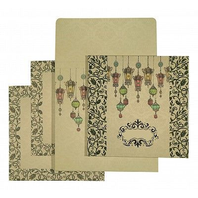 Indian Wedding Invitations - IN-1552