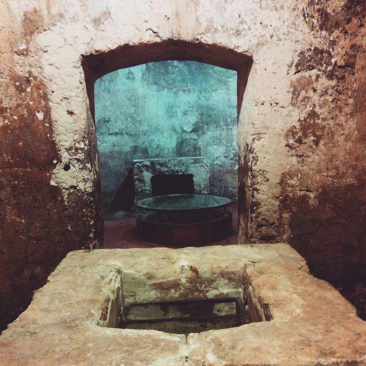 Itinerari nuragici 2015: Tempio pagano di San Salvatore di Sinis