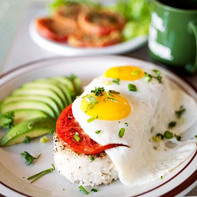 Vegetarian Paradise at The New Moon Café, Olympia, WA. | #Food