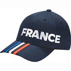 ADIDAS casquette CF 3S CAP FRANCE ADIDAS - La boutique du supporter