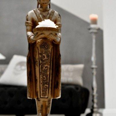 11 besten Buddha Kopf Figuren Buddha Deko asiatische - wohnzimmer deko figuren