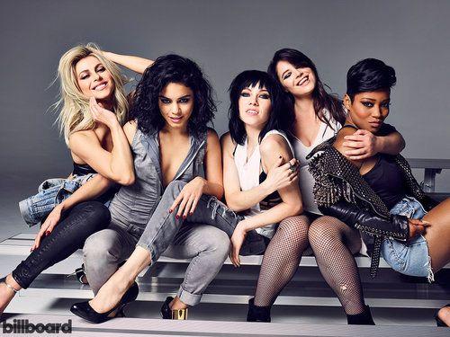 'Grease: Live!' Cast Billboard Cover Shoot Photos   Billboard