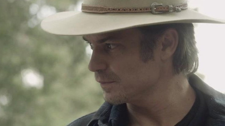 """Still from Justified Season 4, Episode 6 - """"Foot Chase"""". Still loving me some Raylan!"""