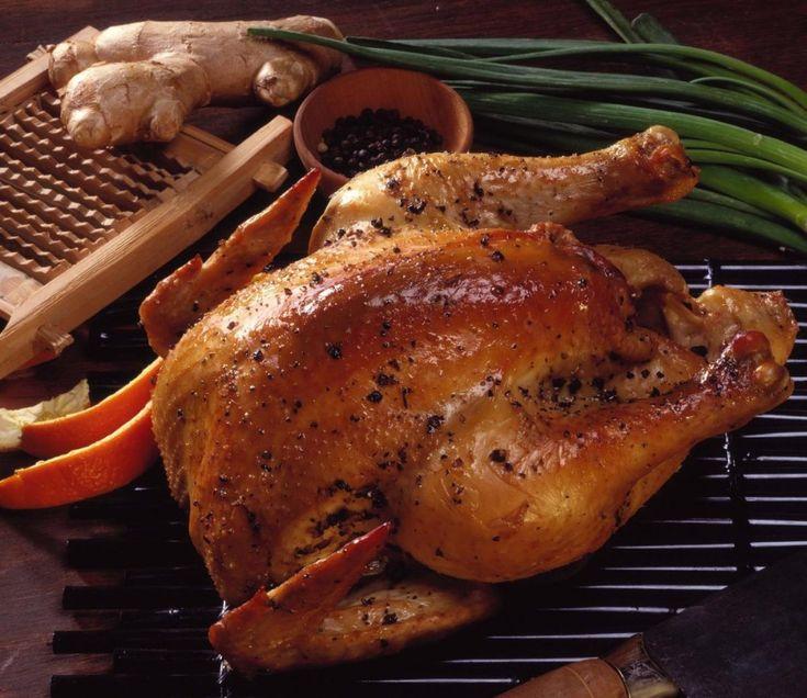 Gyömbéres fokhagymás sült csirke – hát ez valami csoda finom! - MindenegybenBlog