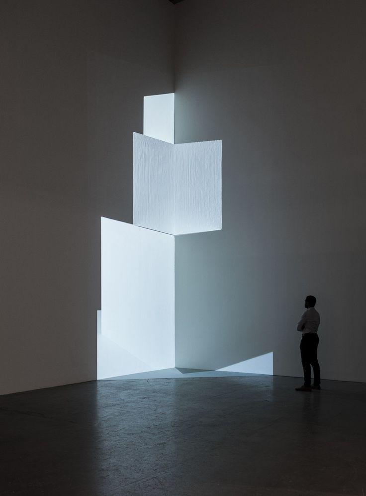 Barbara Kasten Axis, 2015 Digital video installation