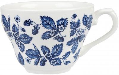 Vintage Prints Georgian Blue Bramble Teacup