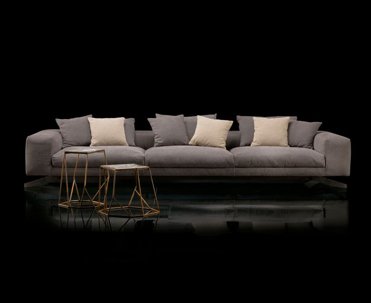 Henge, made in Italy: X-One sofa, project by Massimo Castagna.