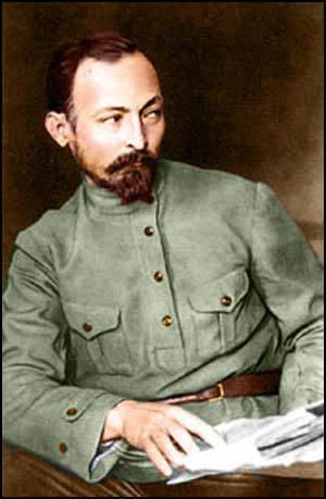 "Felix Dzerzhinsky-Dzerzhinsky, on the advice of Stalin, instigated the Red Terror. The Bolshevik newspaper, Krasnaya Gazeta, reported on 1st September, 1918: ""We will turn our hearts into steel, which we will temper in the fire of suffering and the blood of fighters for freedom. We will make our hearts cruel, hard, and immovable, so that no mercy will enter them, and so that they will not quiver at the sight of a sea of enemy blood. We will let loose the floodgates of that sea."