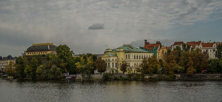 Slavic island in Prague, also known as Žofín