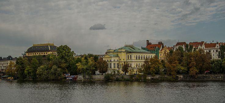 Slavic island in Prague, also known as Žofín