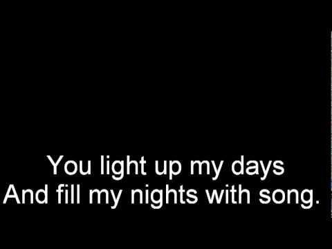 You light up my life Westlife lyrics - YouTube
