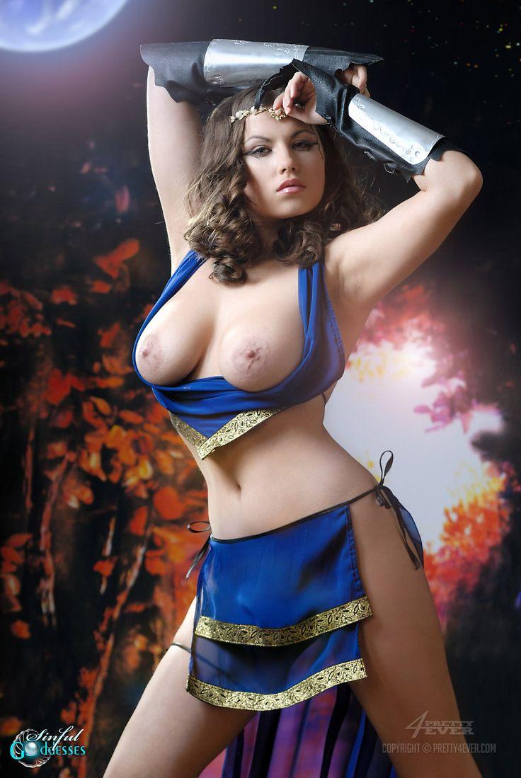 sexy warrior woman porn
