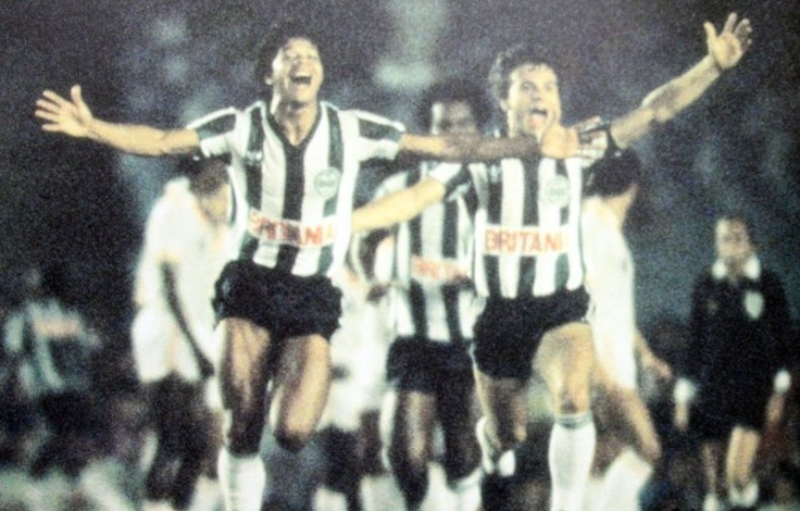 Coritiba Campeão do Brasil 1985