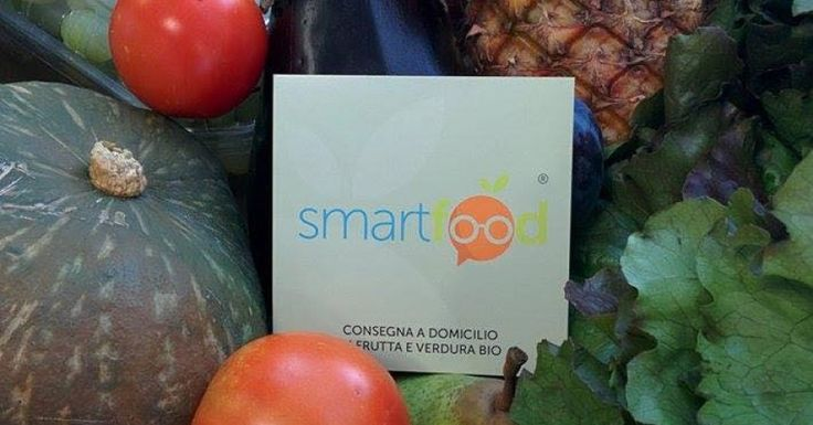 Smart Food: prodotti Bio consegnati a casa. #smart #food #bio