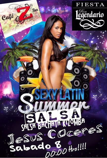 El Portal de Espartinas: Sexy Latin Summer Salsa en Café Bar Z