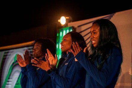 Bobsled Team Represents Nigeria Loosely but Women Truly