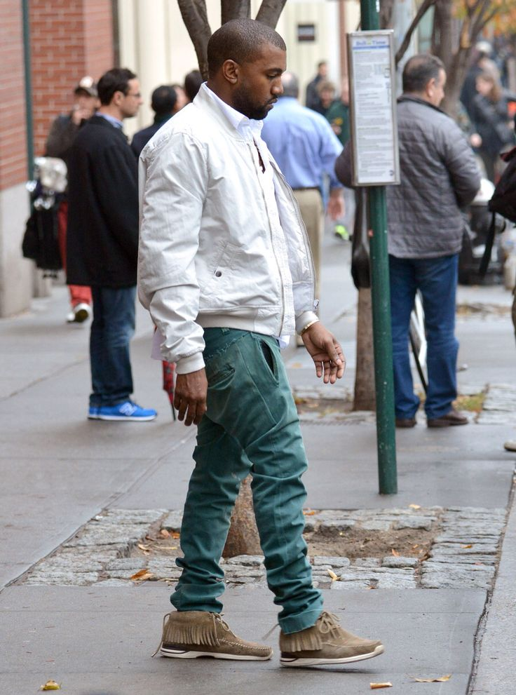 What Shoes Is Kanye Wearing In Otis