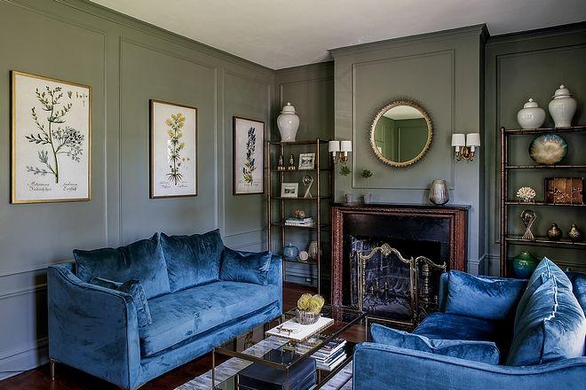 Wall Color Is Benjamin Moore Ac 18, Smokey Mountain Furniture
