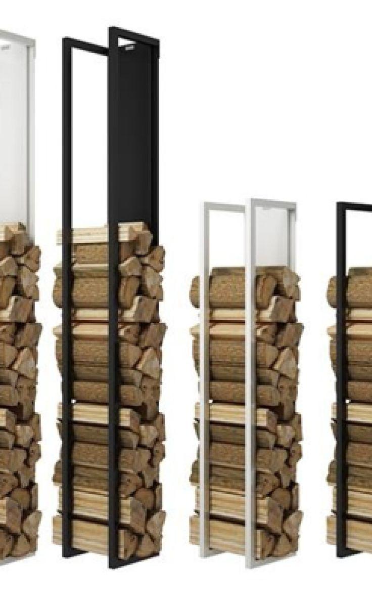 Woodwall houtopslag voor binnen van Rais in de kleuren wit en zwart | Tibas showroom in Gouda