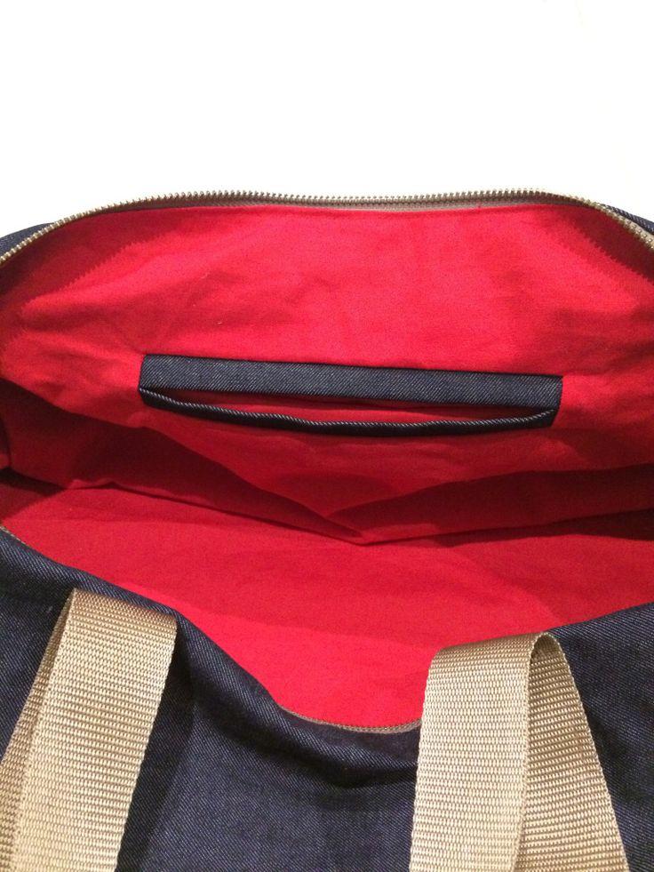 tuto sac de sport polochon pour homme coutureforeverybodiy projets essayer sac de. Black Bedroom Furniture Sets. Home Design Ideas