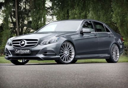 2014 Mercedes E-Class by Carlsson
