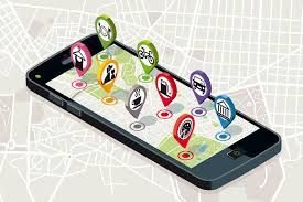 #Location based services # Provide location of retail stores #Marketing for nearby companies #Real-time solution to queries #Recommendations for travel, stay, food, etc when on a trip #Assistance when on the road: Nearest gas station #Monitoring of workforce #Management of workforce #Courier delivery http://www.anarsolutions.com/location-based-services