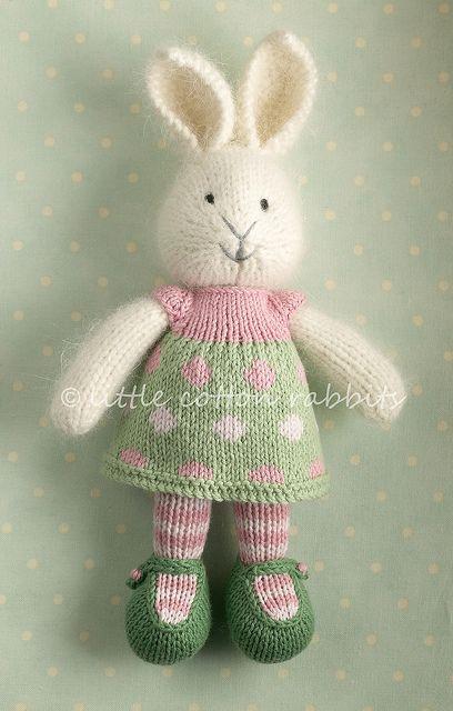 Little Cotton Rabbits