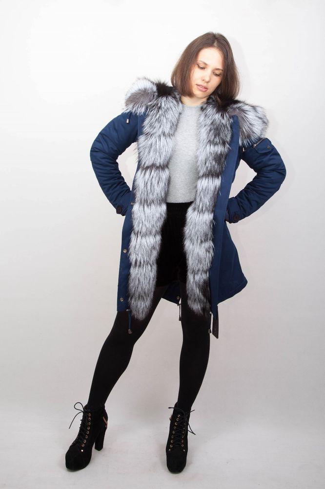 Новая женская военная парка пальто куртка серебряный реальный мех FOX класс не норка | Одежда, обувь и аксессуары, Одежда для женщин, Пальто и куртки | eBay!
