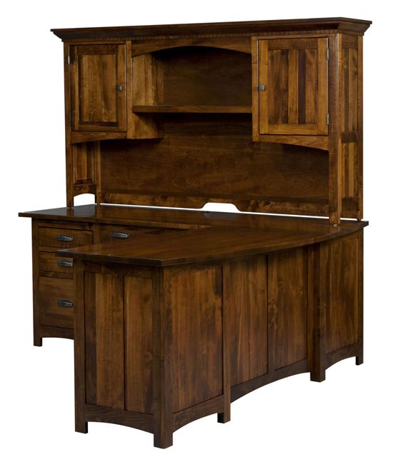 l desk office. rustic lshaped desk oakwood l shaped office