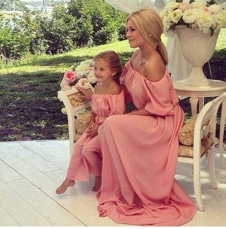 At jada's wedding bridesmaid and flower girl