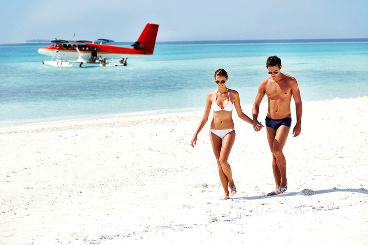 If you can fly a sea plane then the most romantic adventure for you is to fly your sweetheart to one of many remote beaches. The Bahamas consists of 700 islands, of which only about 30 are inhabited. If you don't fly or don't have your own plane, check out this option.