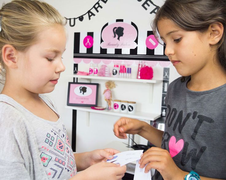 Tolle Friseur Spiele: Im Beauty Salon für eure Kinder!