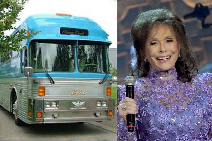You Could Own Loretta Lynn's Incredible 1977 Tour Bus