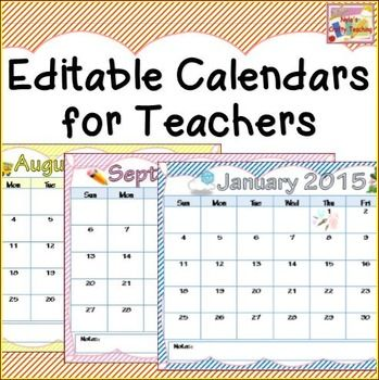 54 best Classroom Calendars images on Pinterest