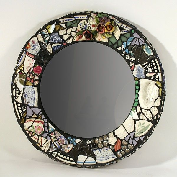 mosaic mirrors - Google Search                              …