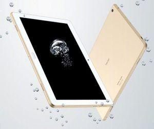 Honor WaterPlay: O novo tablet que brinca dentro de água