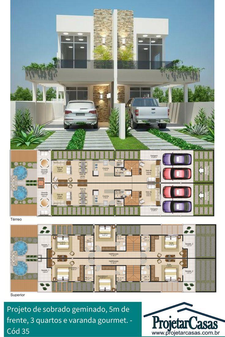 Mejores 18 imágenes de Duplex aluguel en Pinterest   Casa de pueblo ...