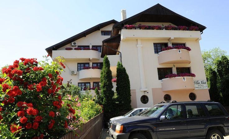 Villa Alice**** Suceava: pensiunea va ofera conditii de cazare in camere de 3, 4 si 5 stele http://www.villaalice.ro